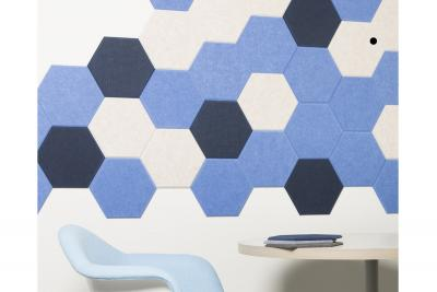 In Zee Patch Pet Felt Hexagon (19 Afbeeldingen)